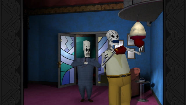Grim Fandango screenshot 2