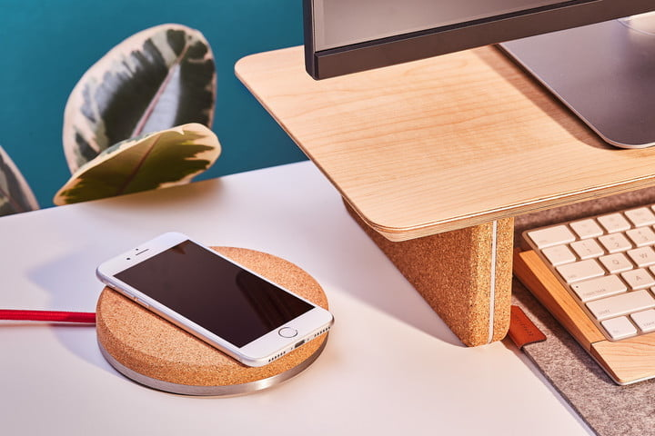 Grovemade Wireless Charging Pad
