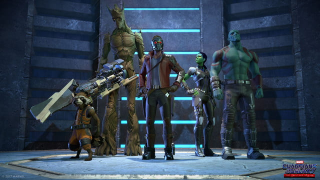telltale guardians of the galaxy hands on review telltale3