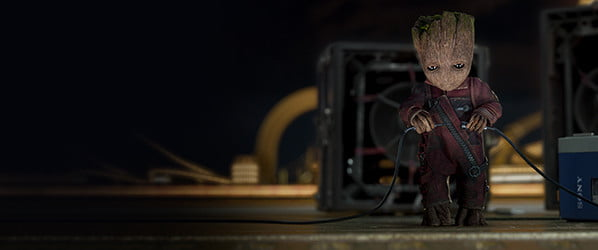 Where Baby Groot's dance moves came from, and other FX secrets from 'Guardians 2'