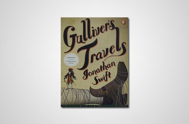 The theme of humanity in gullivers travel by jonathan swift