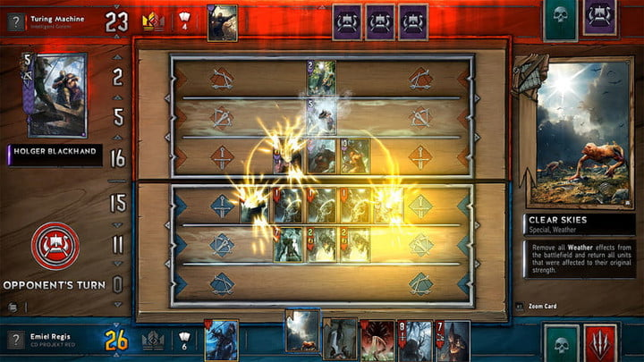 Gwent screenshot