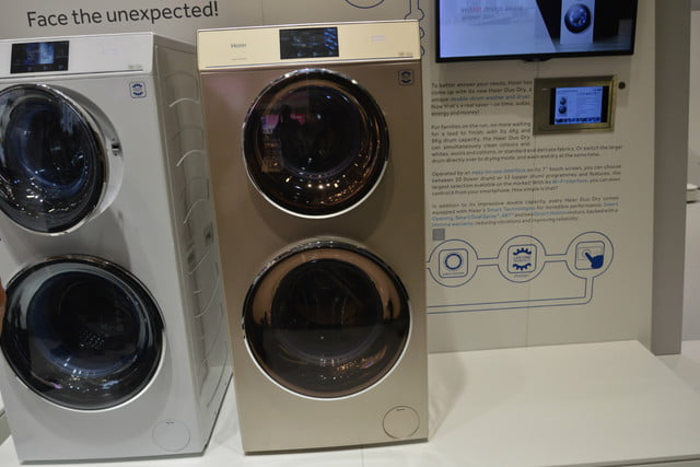 Haiers Duo Dry Is a Washer and WasherDryer Combo in One Digital