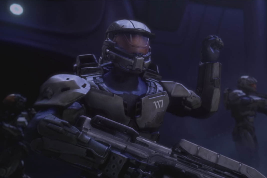Halo The Fall Of Reach Looks To The Past Digital Trends