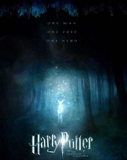 harry potter and the deathly hallows trailer part 1 and