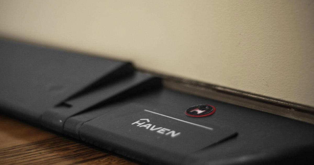 Meet Haven The Smart Lock That Can Withstand A Battering