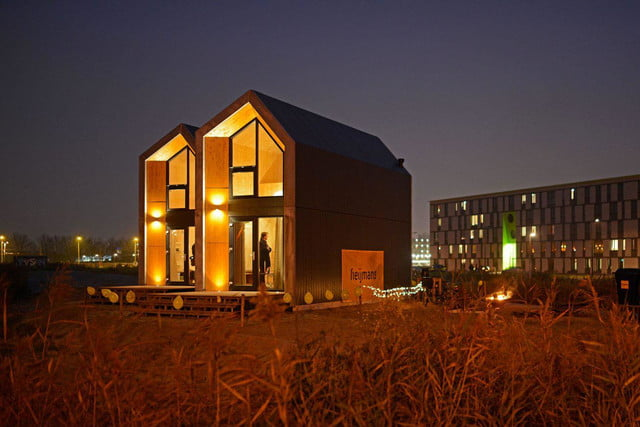 heijmans one houses are portable and live on vacant lots 043