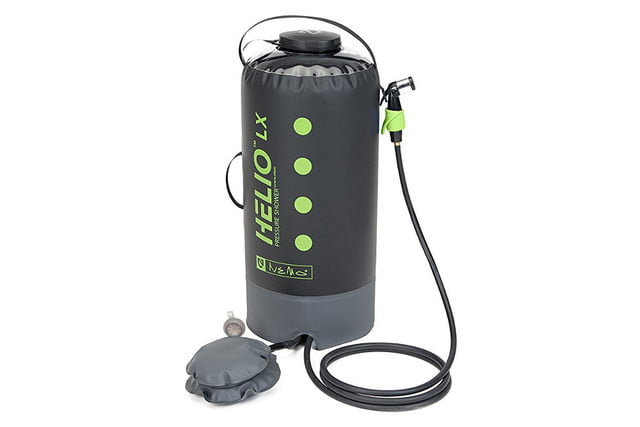 helio lx pressure shower 2
