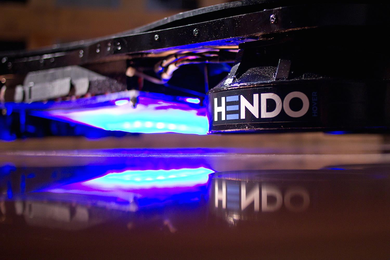 Real Working Hoverboard Marty Mcflys Hoverboard Is Finally Real Thanks To Hendo