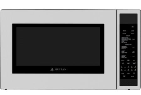hestan commercial cooking suites home chefs 24 inch convection microwave  kmw series