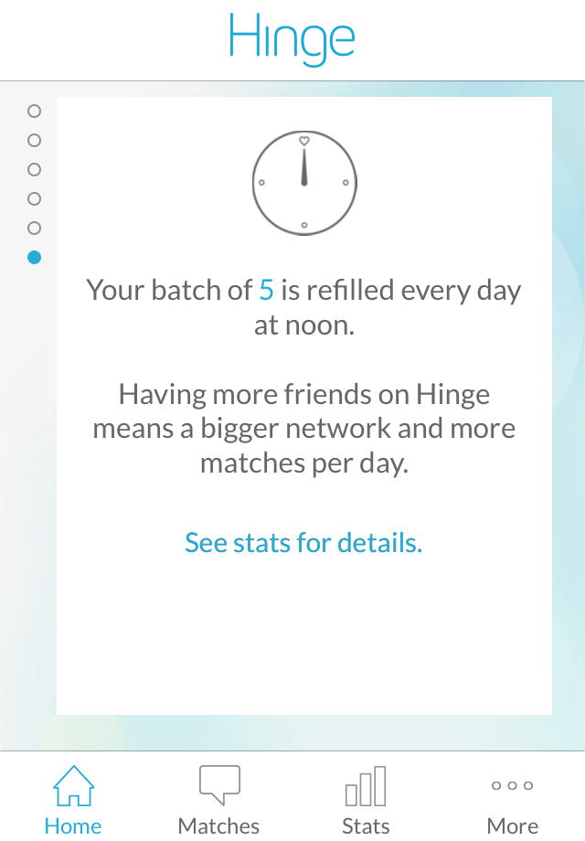 Hinge dating app review in Sydney