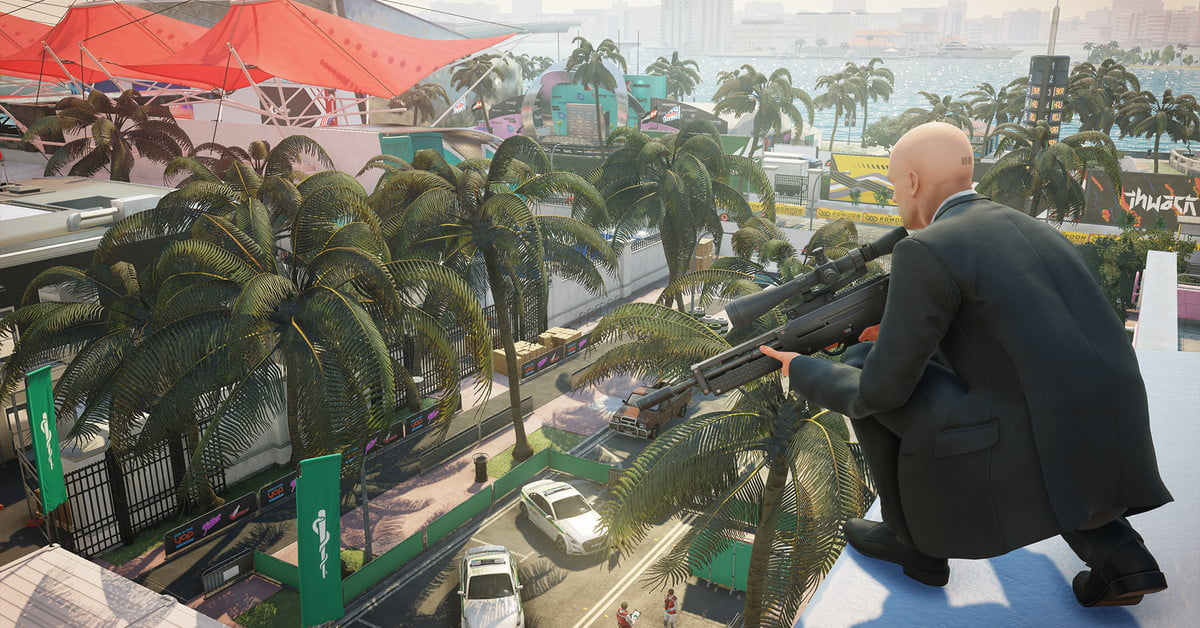 'Hitman 2' hands-on preview