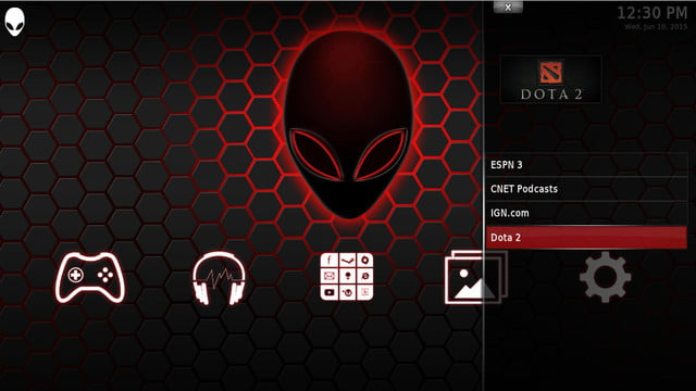 alienware re designs its hivemind ui to compete with steam os hivemindui 3