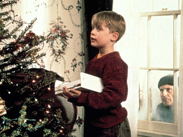 best movies to get you into the holiday spirit home alone alamy