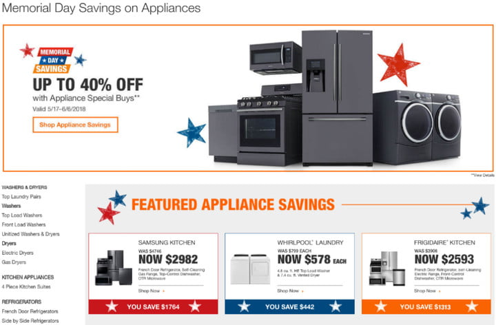 Home Depot New Lower Price Is Same Price