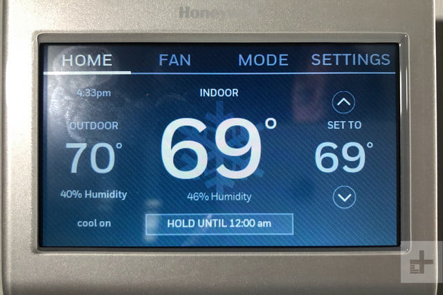 honeywell smart color thermostat rth9585wf1004 3