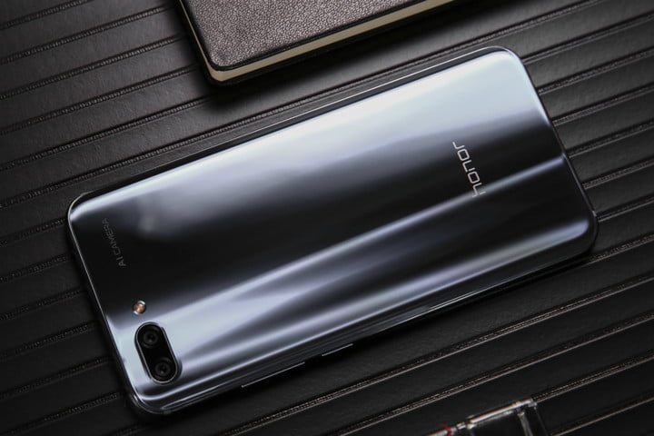 honor 10 news black rear