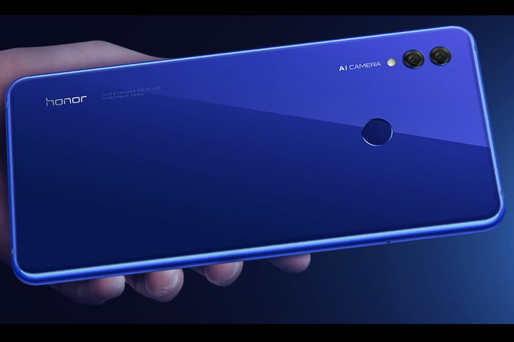 honor note 10 news rear
