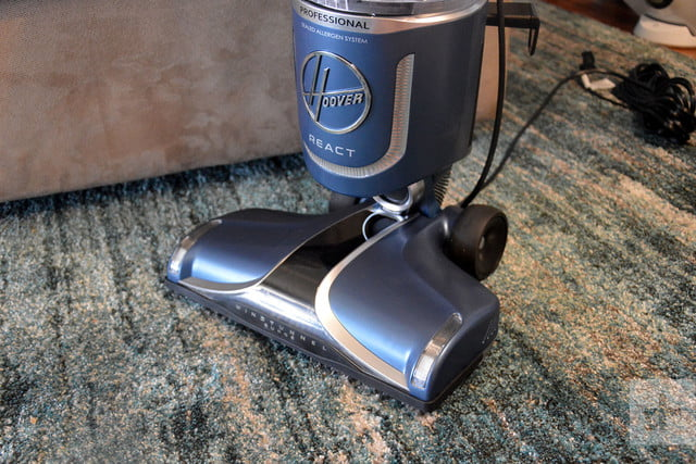 Hoover React front angle