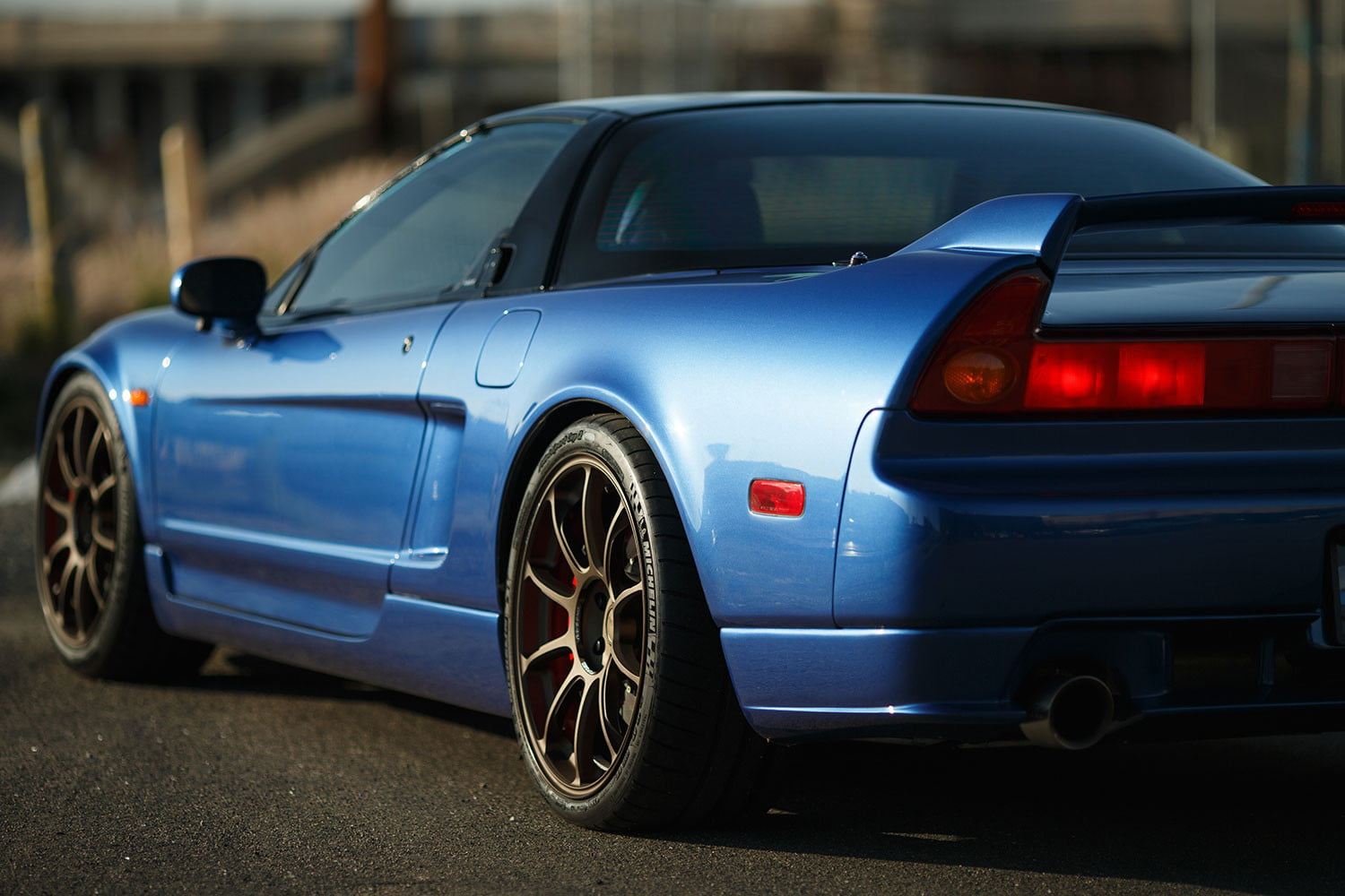 Supercharged 1991 Acura NSX by Clarion Builds | Digital Trends