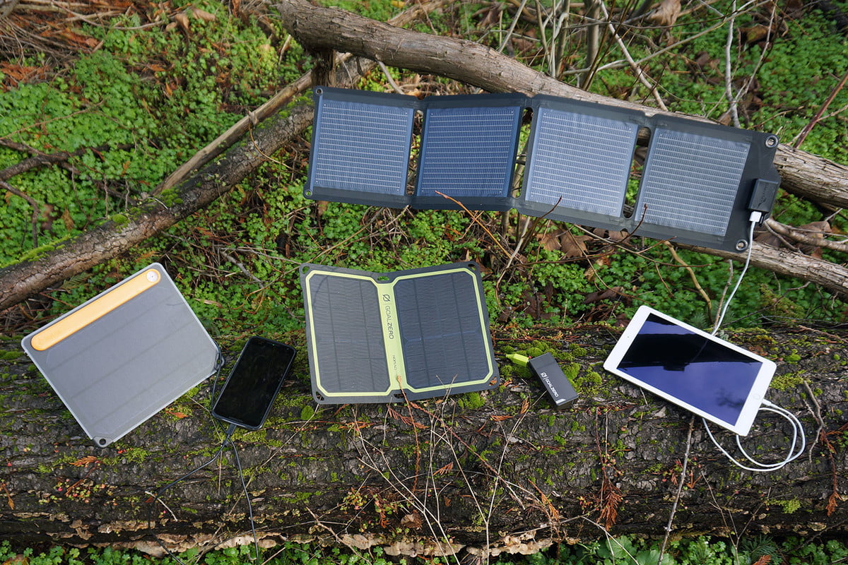 How to buy a solar charger