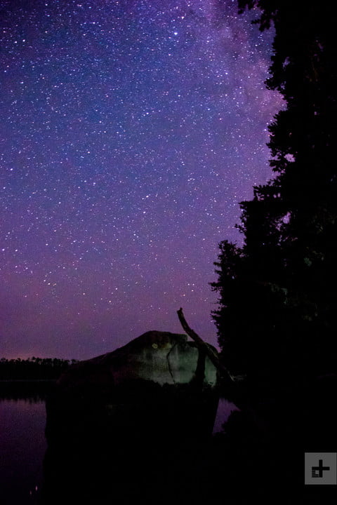how to photograph the stars