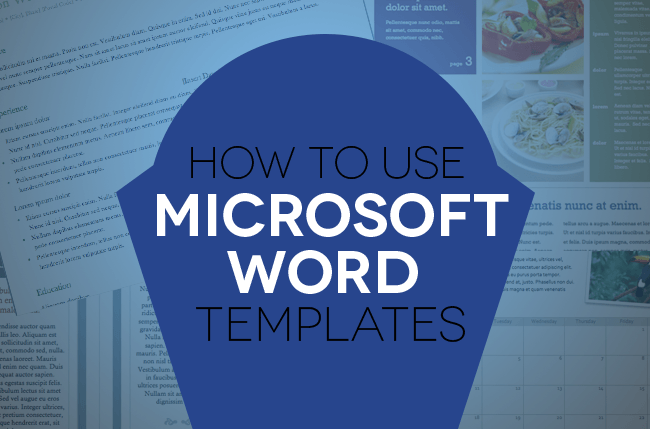 How To Use Document Templates In Microsoft Word Digital Trends - Word document design templates