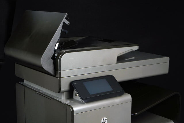 HP OfficeJet Pro X top angle