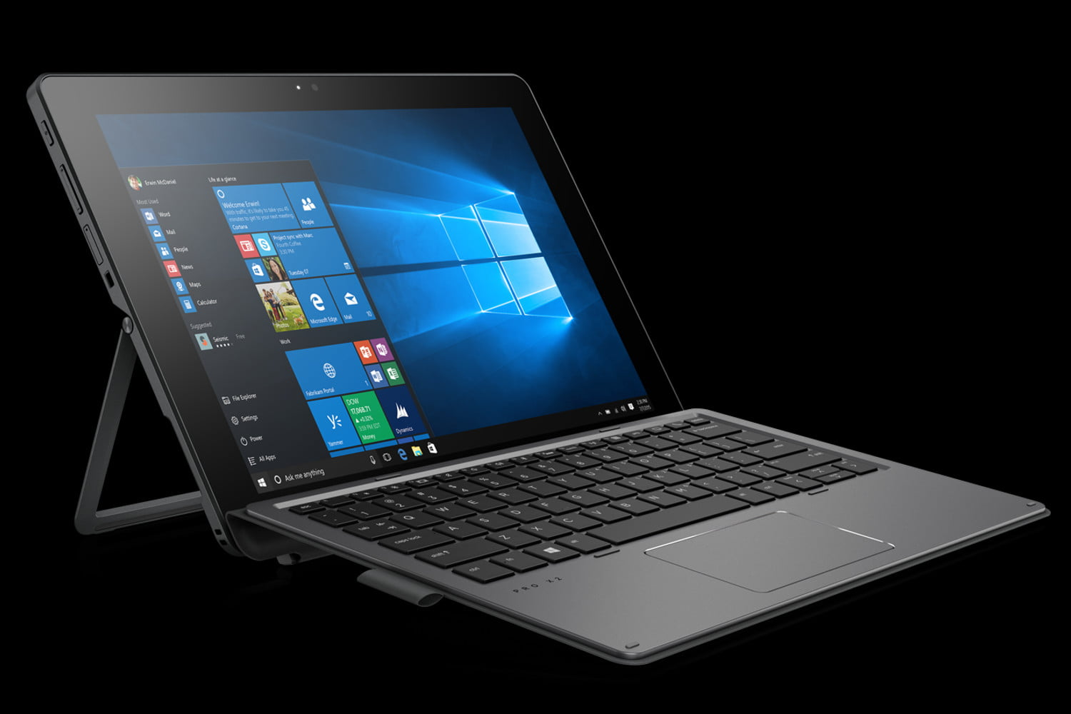76507b4a436 HP Launches Pro x2 612 G2 2-in-1 PC, Peripherals, Accessories, And USB  Docks At MWC 2017 | Digital Trends