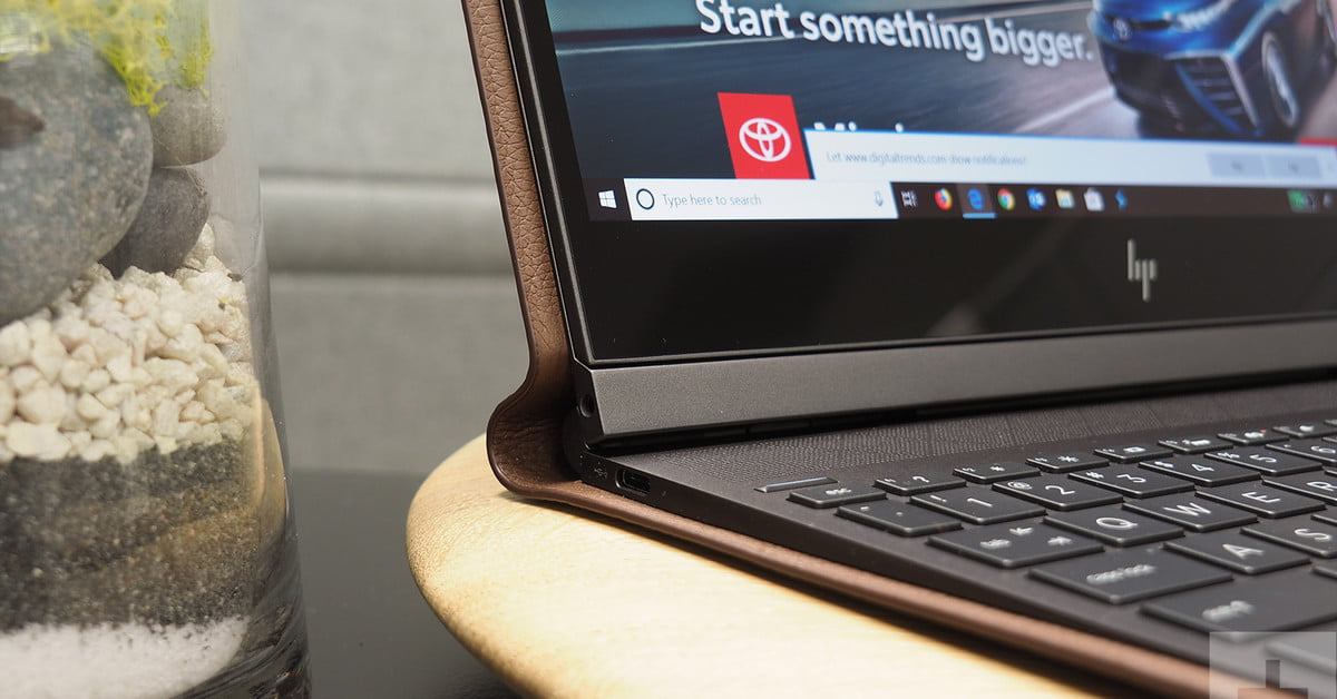 6514ca9fe423 Why the Leather-Bound HP Spectre Folio Is Still One of My Favorite Laptops    Digital Trends