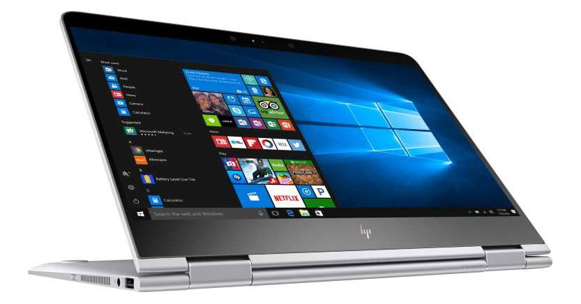Flexible and fast, HP's Spectre x360 is the 2-in-1 for every occasion