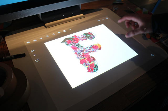 hands on hp sprout