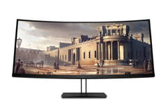 HP Z38c ultrawide curved monitor review