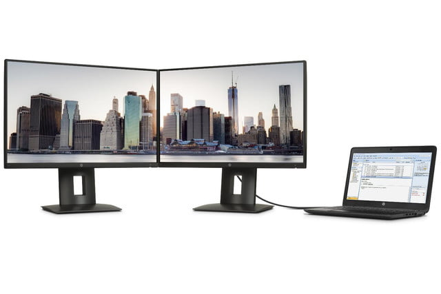 hp announces 32 inch ultrahd monitor and thin bezel professional displays hpz24nq