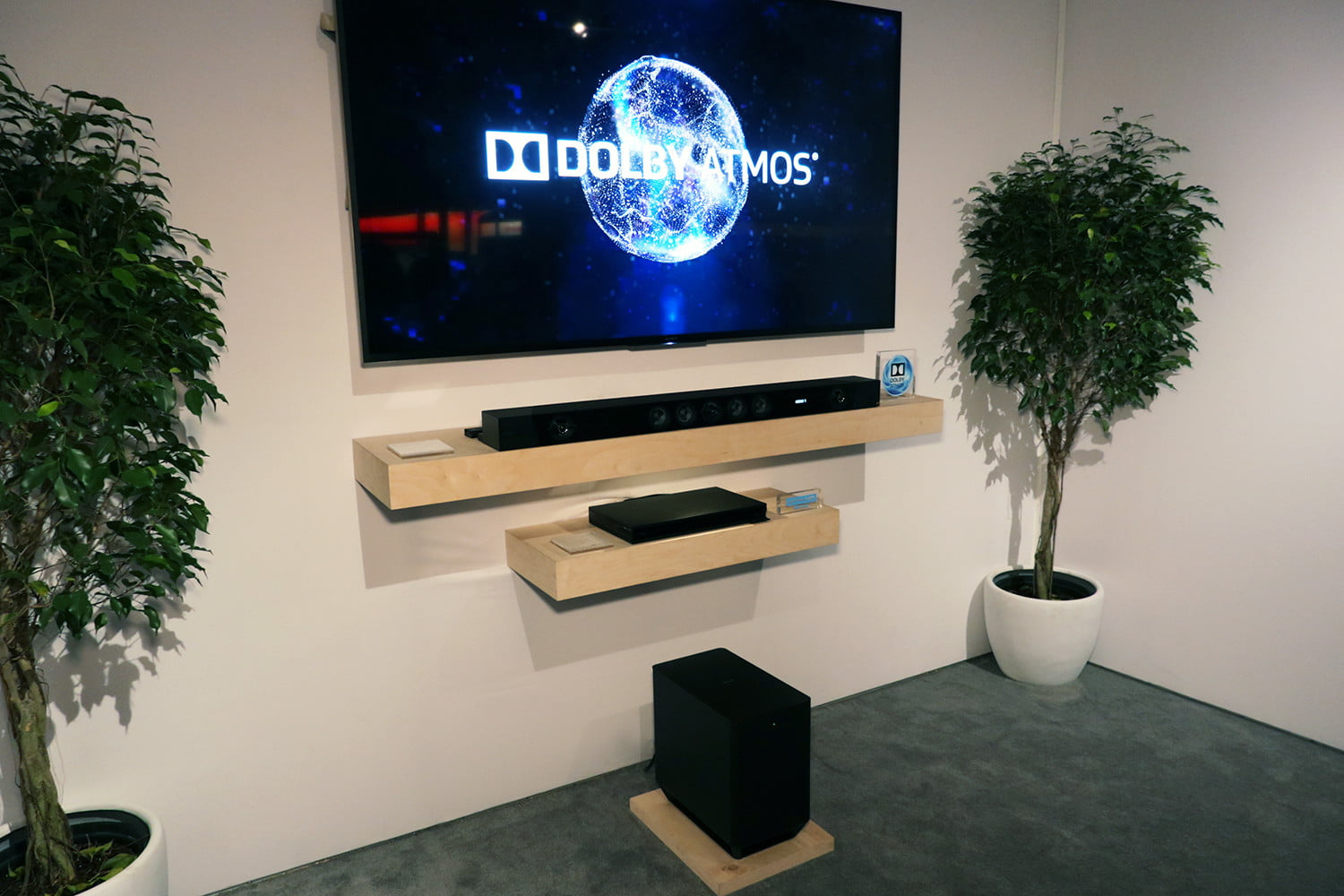 Dolby Atmos Soundbars Everything You Need To Know Digital Trends Home Theater Wiring Diagram Besides