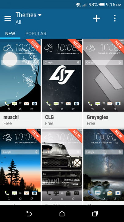 htc desire 626 review themes