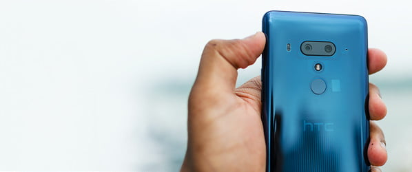 No buttons? No problem. The HTC U12 Plus is all about touch
