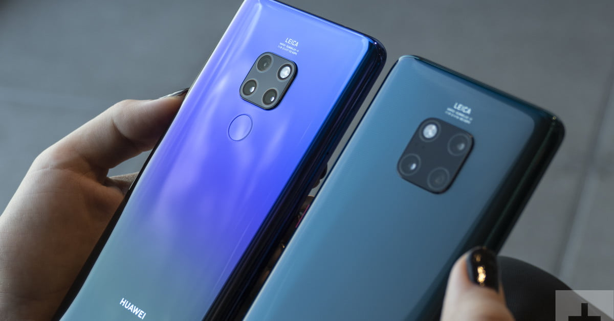 Download Huawei Mate 20 Stock Wallpapers Live Wallpapers: Huawei Mate 20 Pro Vs. Mate 20 Vs. Mate 20 X Vs. Mate 20
