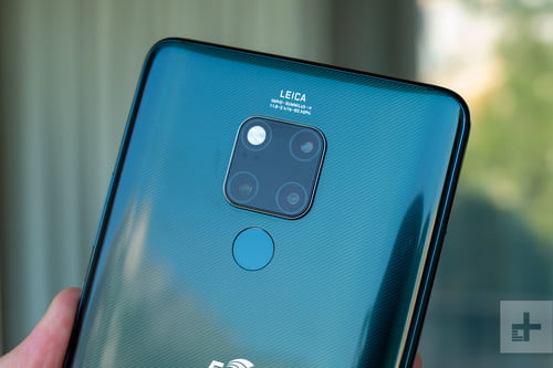 Huawei Mate 20 X 5G Hands-on Review | Digital Trends