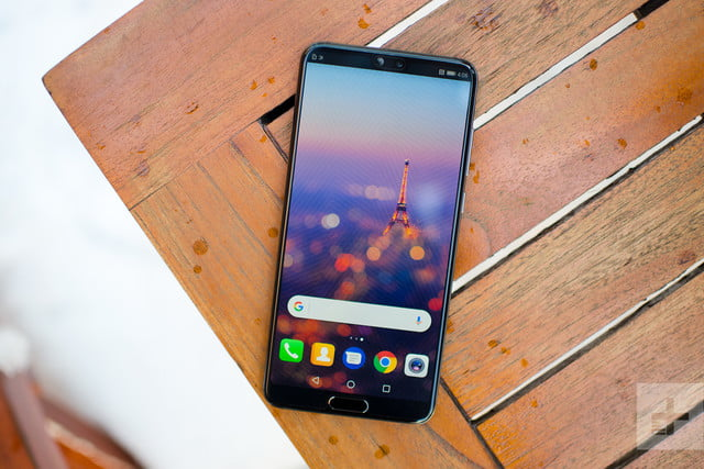 huawei p20 pro review digital trends. Black Bedroom Furniture Sets. Home Design Ideas