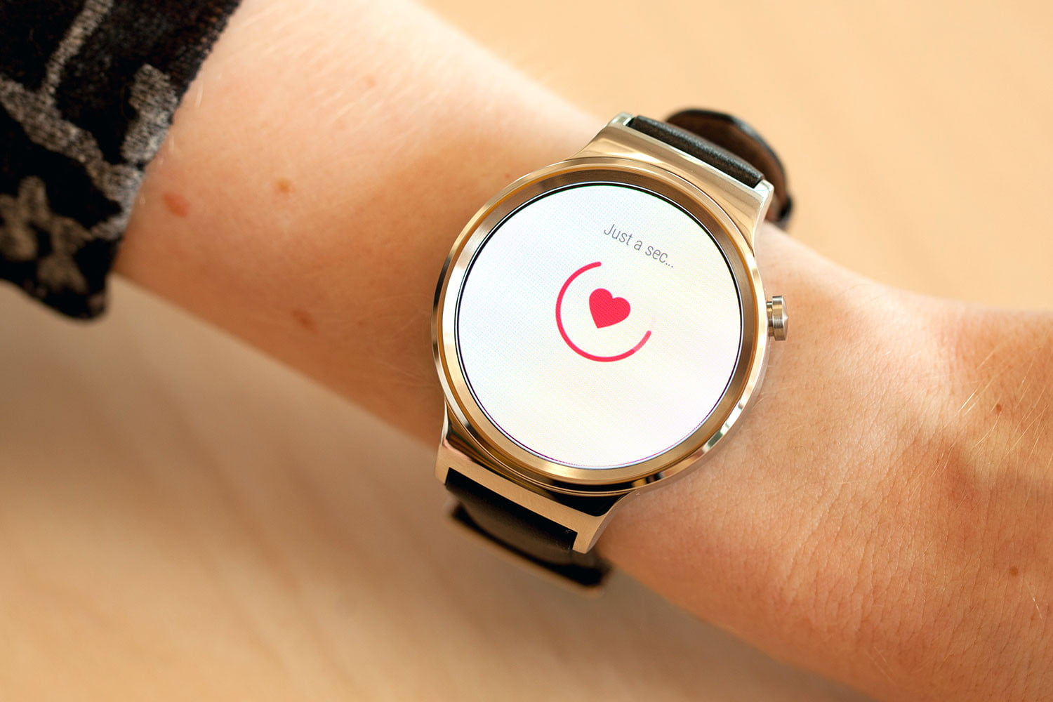 huawei watch review a stunning android wear watch digital trends