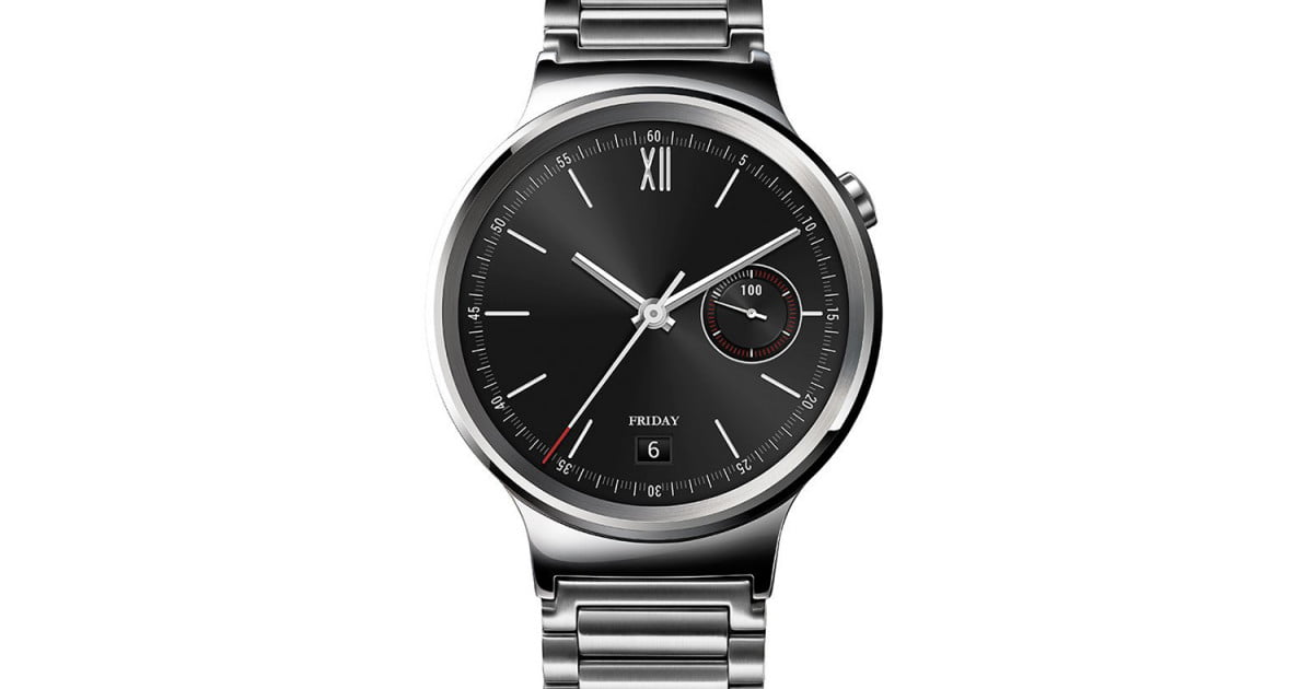 Huawei Watch Review: A stunning Android Wear Watch ...