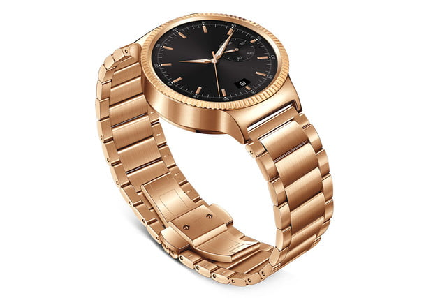 huawei watch news gold links right angle