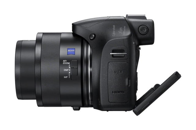 new sony cybershot cameras announced 2014 cp plus hx400v side tilt down