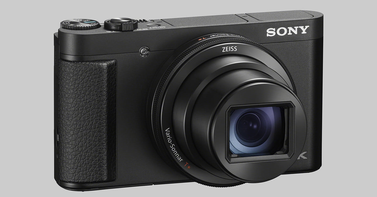 Sony HX99 Fits 28x Zoom Into a Camera as Light as a Smartphone