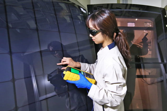 Hyundai solar panel for EVs