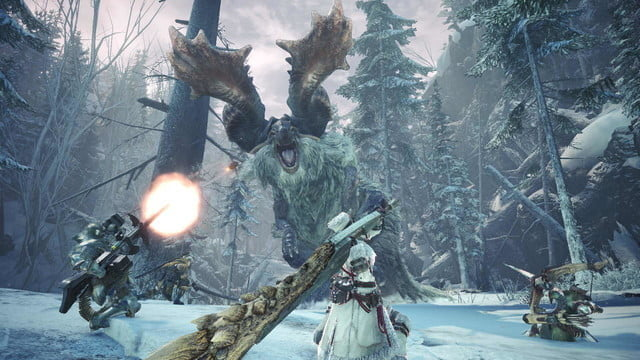 Everything we know about Monster Hunter World: Iceborne