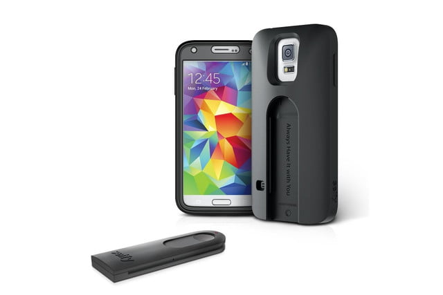 iluv smartphone case with built in remote shutter designed for the selfie obsessed selfy galaxy s5 black