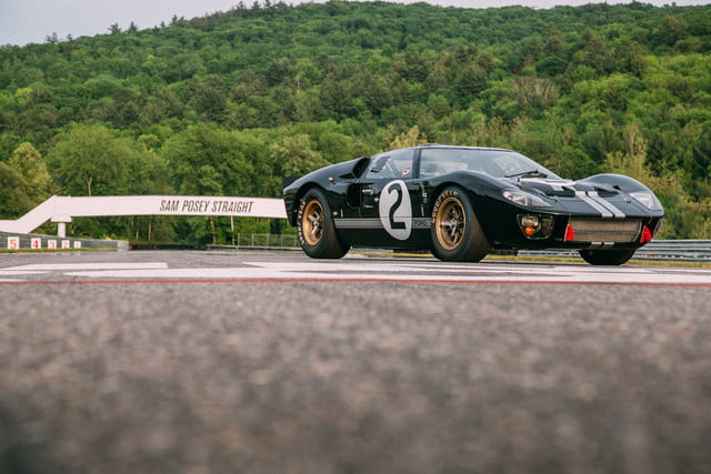 1966 Le Mans-winning Ford GT40