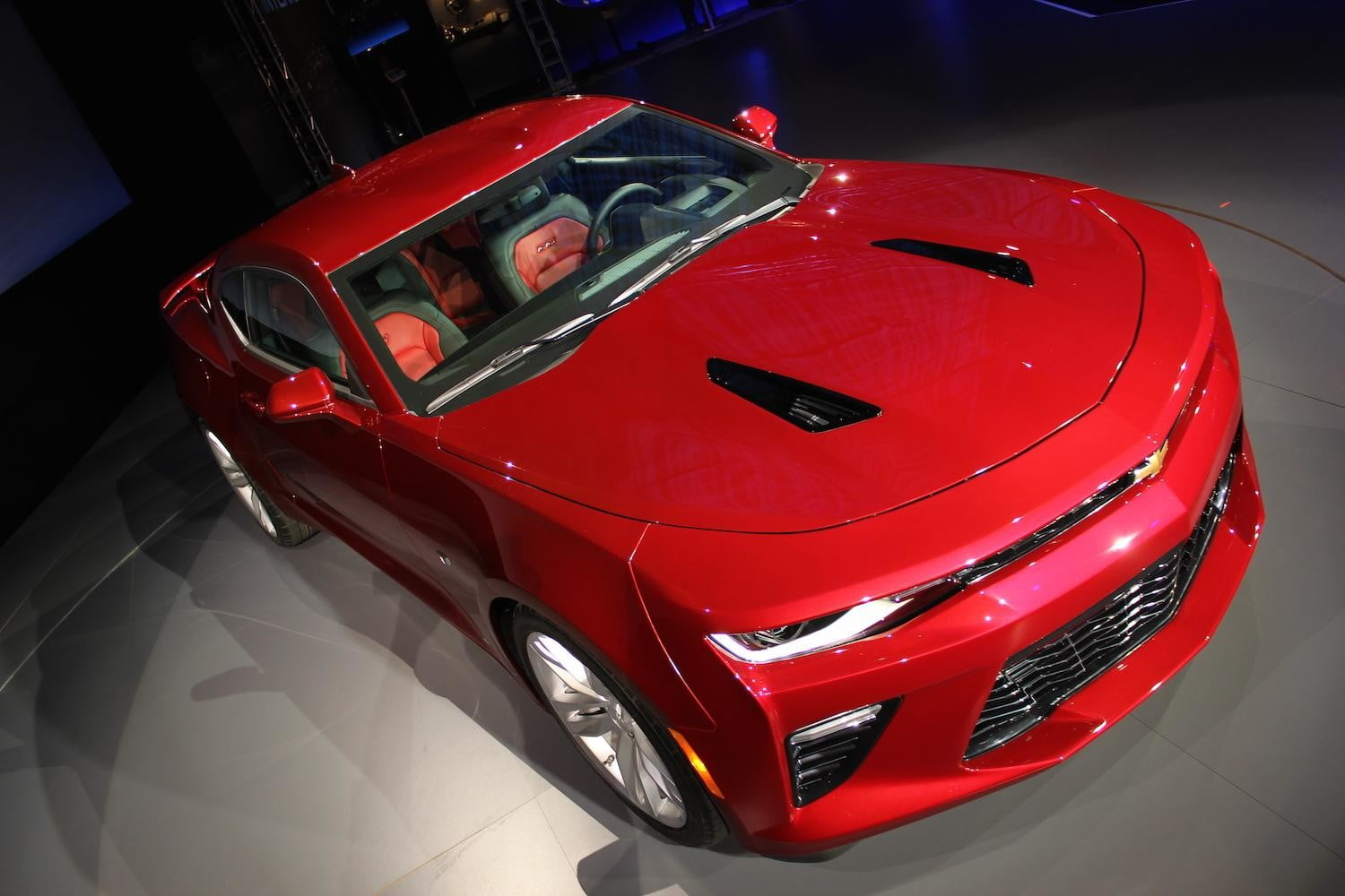 2016 Chevrolet Camaro Impressions Pictures Performance Digital Engine Wiring Diagram On Abit Trends